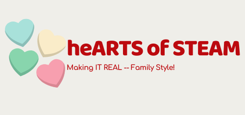 HeARTS of STEAM family event
