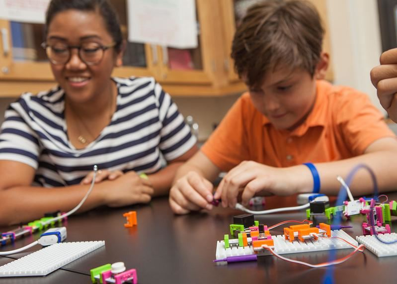 exploring littlebits